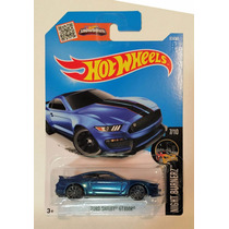 Hot Wheels 2016 Ford Shelby Gt 350r