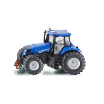 Tractor Agrícola New Holland Esc. 1/32 Siku. Nuevo!
