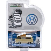 Greenlight Combi Volkswagen Type 2 Campmobile Savannah Beige