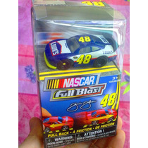 Nascar Carro 48 Miniatura Friccion De Jimmie Johnson