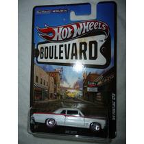 Hot Wheels Boulevard 64 Pontiac Gto Llantas Goma