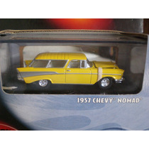 Hot Wheels 1957 Chevy Nomad Clasicos