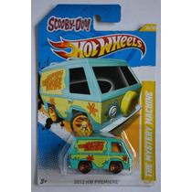 Mystery Machine Scooby Doo No.38 Seríe Premier Año 2012