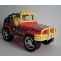 Jeep Explorer 4x4 - Camioncito De Juguete Carro Escala