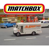 Matchbox Express Delivery, Camión Mensajería Escala 1:64
