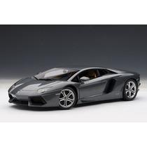 Lamborghini Aventador Auto De Colección A Escala