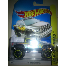 Hot Wheels De Coleccion Camioneta Toyota Tundra Op4