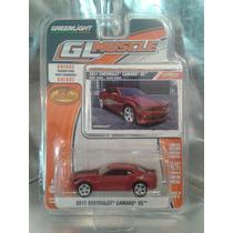 Greenlight - 2011 Chevrolet Camaro Ss Del 2015 En Blister