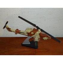 Helicoptero De Metal Cobra Marines Escala 1:40