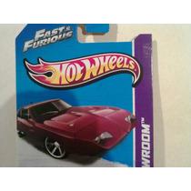 Rapido Y Furioso Dodge Charger Daytona Hw Garage 200/250