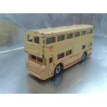Tomica - London Bus De 1977 Escala 1/130 M.i. Japan