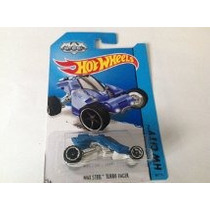 Hot Wheels Max Steel Turbo Racer 2013 (hay Azul Y Blanco)
