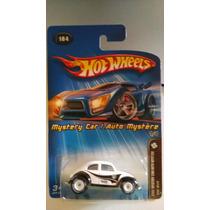 Hotwheels Mystery Car Vw Bug Llantas De Goma Super Treasure
