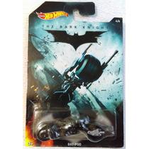Bat Pod The Dark Knight, 75 Years Of Batman Hotwheels 15 4/6