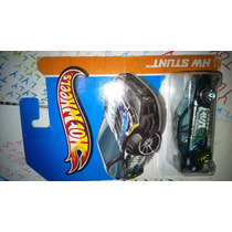 Hot Wheels Stunt 2013 Ford Focus 2008 Negro Lyly Toys