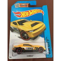 Hot Wheels D-muscle