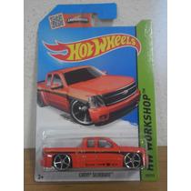 J104 Chevy Silverado Hot Wheels