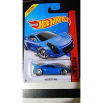 Hot Wheels 2014 Mastretta $30