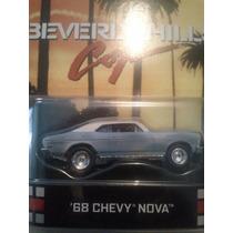 Hot Wheels De Coleccion Retro Chevy Nova Mn4
