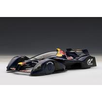 Red Bull X2010 Gran Turismo Auto A Escala De Colección
