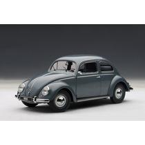 Volkswagen Sedan 1955 Auto A Escala De Colección Maa