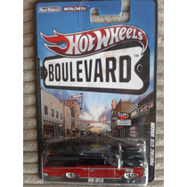 Hot Wheels Boulevard Pontiac Gto Wagon Llantas De Goma