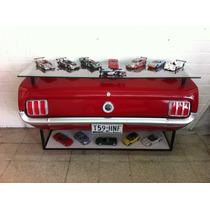 Mesa Mustang 1965 Decorativa Para Tus Autos A Escala