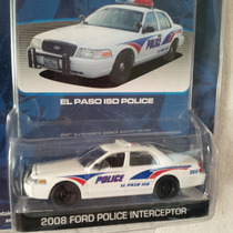 Greenlight 2008 Ford Police Interceptor 1:64 Serie 6