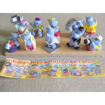 Kinder Sorpresine Surprise Set Hippo Hollywood