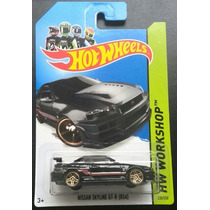 Hotwheels Nissan Skyline Gt-r (r34) Coleccionable