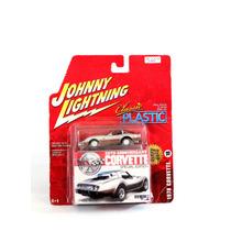 Corvette 1/64 Llantas De Goma Jhonny Lightning Classic