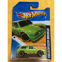 Volkswagen Brasilia Hot Wheels
