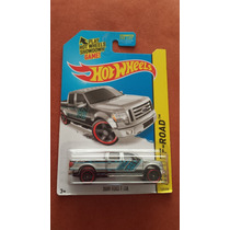 Camioneta Troca 2009 Ford F-150 Hot Wheels Die Cast 1/64