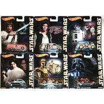 Star Wars Cultura Pop Hot Wheels Set Car 2015 Luke Skywalker