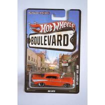 1957 Chevy Bel Air Seríe Hot Wheels Boulevard