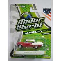 Chevy Bel-air Motor World Greenlight