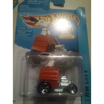 Hot Wheels De Coleccion Snopy Maa