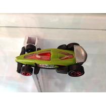 Hot Wheels Carbide. Verde G8117 (año 2005, Abierto)