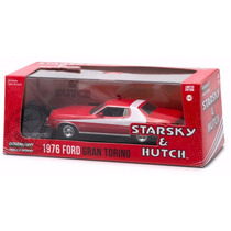 Greenlight 1976 Torino 1/43 Starsky And Hutch Ford Gran