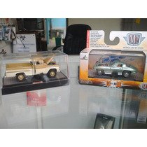Chevrotet 1966 Corbette427 Y Chevrolet 1959 Apache 4x4