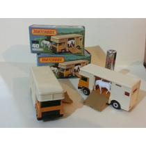 Matchbox Lesney Horse Box