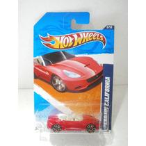 Hot Wheels Ferrari California Rojo 145/244 2011