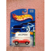 Hot Wheels Corvette 1965 T.hunt Llantas De Goma Súper