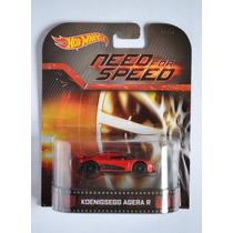 Koenigsegg Agera R Need For Speed Seríe Retro