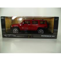 Remate Hummer H3 Hot Wheels Nueva Escala 1/18