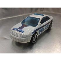 Hot Wheels - Ford Fusion Policia M.i. Malaysia
