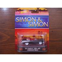 Hot Wheels Retro Simon & Simon 1957 Chevrolet Belair