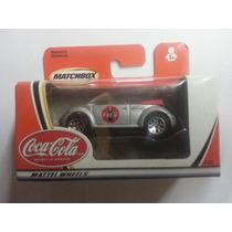 Beetle Matchbox Cocacola De Colección Muy Escaso Ganalo