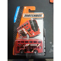 Matchbox Two Story Bus Tipo Lesney London Bus De Coleccion