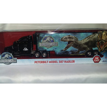 Trailer Peterbilt 387 Jurassic World 1/32 Jada